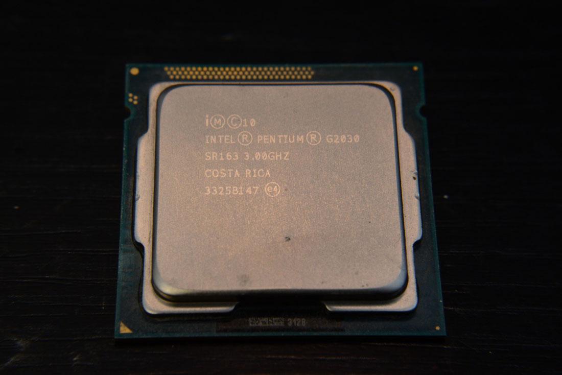 CPU Intel thế hệ thứ 2