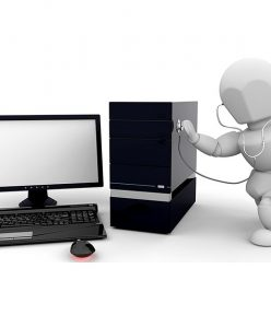 5 bước vệ sinh PC văn phòng đơn giản thường xuyên
