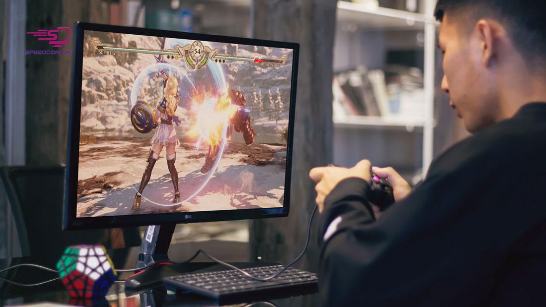 máy tính cấu hình cao chơi game