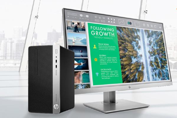 máy tính đồng bộ HP