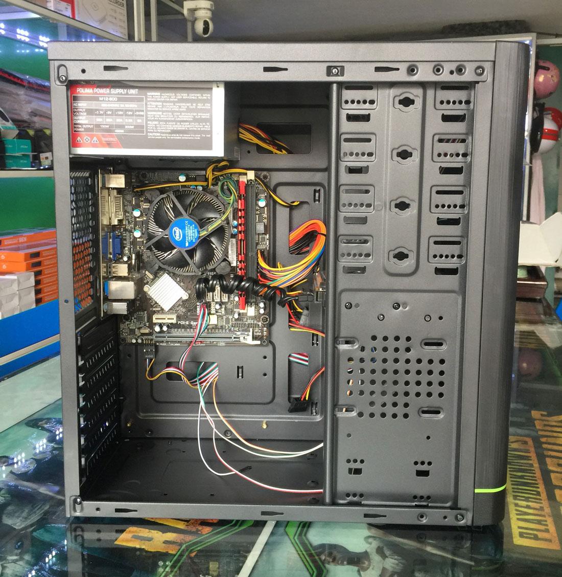 Xây dựng cấu hình máy tính văn phòng