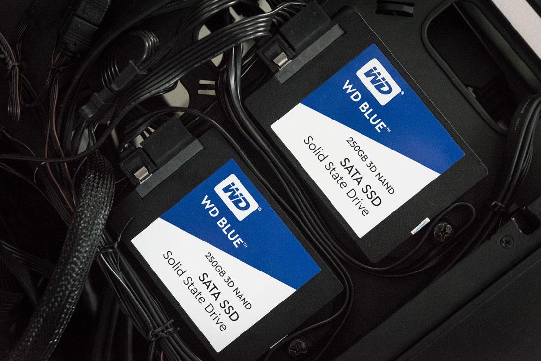 ổ cứng máy tính 250GB