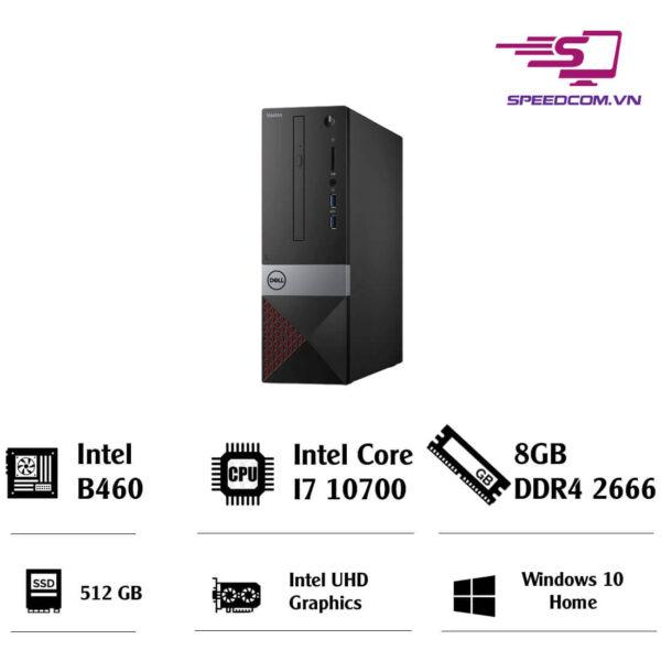 máy tính Dell Vostro 3681SFF