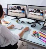 Máy tính dành cho thiết kế đồ họa nên dùng laptop không?