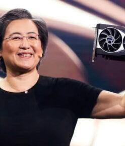 AMD vừa hứa hẹn lớn cho FidelityFX Super Resolution!